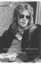 roger taylor imagines  by angelina_barnes