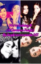 We're faking it (A Camren Fanfic) by hoplessromantic143