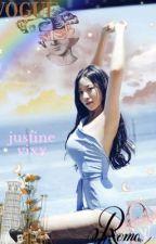 justine | vixx 7th member by Dark_Flowers16
