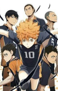 Family is in the heart (Haikyuu Fanfiction) cover
