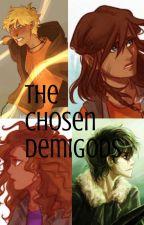 The Chosen Demigods by AwkwardLittlePringle