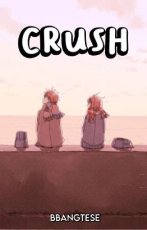 CRUSH + younghoon by BBANGTESE
