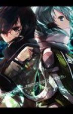Mental Struggles (SAO Fanfiction, Sinon x Kirito) by AxtenTempest