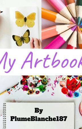 Mon artbook by PlumeBlanche187