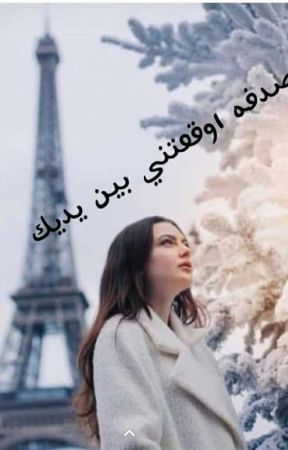 صدفه اوقعتني بين يديك by SehamRady