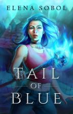 Tail of Blue by elenaiaza