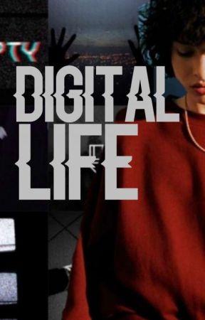 ☆Digital Life☆•F.W. X Reader• by FinnDogsoft353