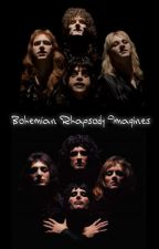 Bohemian Rhapsody Imagines by thediamondgal