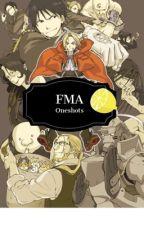 FMA Oneshots (LEMONS) by KawaiiCaptainBri