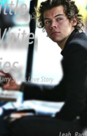 Little White Lies: A Harry Styles Love Story by thecleverandwise