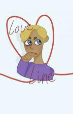 Love Line || Sally x Travis (Soulmate AU) by _sushislushie