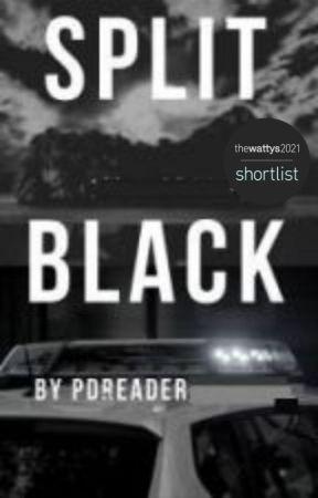 Split Black by PDReaderfiction