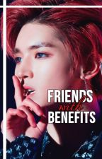 Friends with Benefits by jungkookiemyjams
