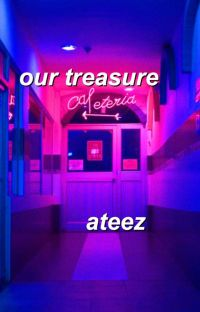 our treasure - ateez cover
