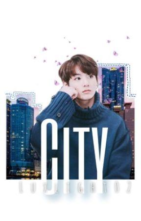 City // ᴋᴛʜ x ᴊᴊᴋ by Luxlight02