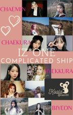IZONE COMPLICATED SHIP (CHAEKURA) by naoi30