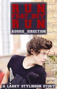 Run, Frat Boy, Run // l.s cover