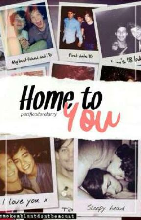 Home to you (l.s) by Pacificadoralarry