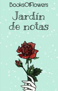 Jardín de notas cover