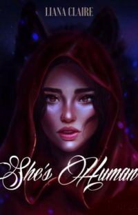 SHE's HUMAN cover