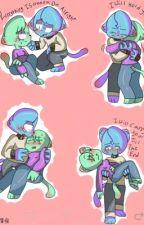 Love Cats (Gumball x Reader) by 3rran_playz