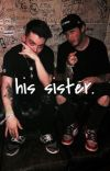 his sister | adapt cover