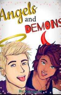 Angels and Demons- A Jiper AU cover