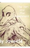 The Girl and The Experiment (Blue x Indoraptor) cover