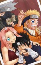 Naruto vr roman : Mon histoire by enzohatake