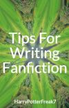 Tips For Writing Fanfiction cover