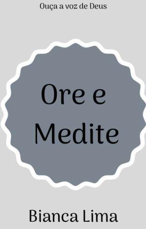 Ore e Medite by Bhiall