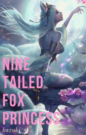 Nine-Tailed Fox Princess by kazuki_sl