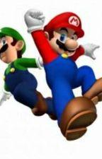 Mario and I Luigi reaction to ships by AJ7866