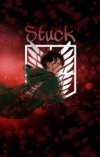 Stuck  by zara1581
