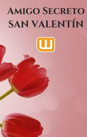 Amigo secreto San Valentín by AmigoSecreto_WESP