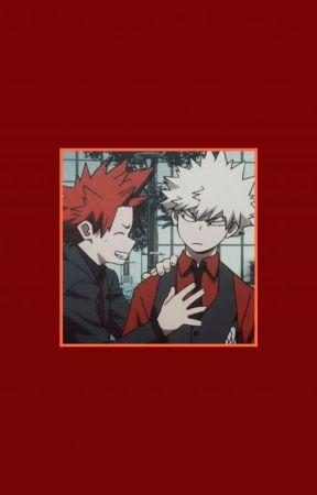 Heroes in Love // KiriBaku  by _missgreen__