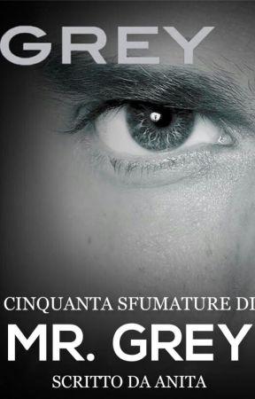 GREY : Cinquanta sfumature di Mr. Grey by EmjDornan