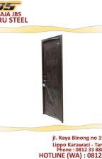 081291626107 (JBS), Pintu Besi Lipat bandung, Pintu Besi Wina , Pintu Besi .,'' by PintuMinimalisJBS