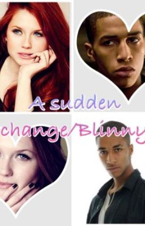 A sudden change/Blinny by scorpio_bookworm
