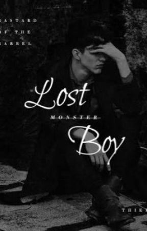 Lost Boy  by SianRoberts17