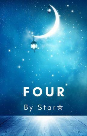 Four by halfbloodedmoonlark
