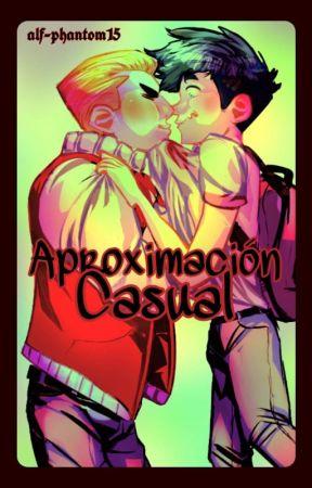 Aproximacion Casual  by alf-phantom15
