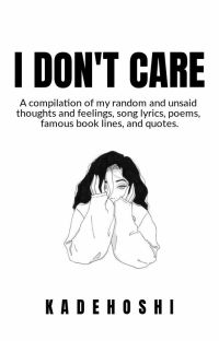 I Don't Care (Revamping) cover