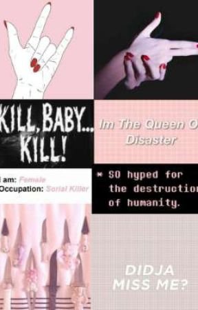 Yandere RP [Individual RP] by _OverTheStars_