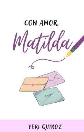Con amor: Matilda by YeriQuiroz1