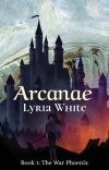 Arcanae: the War Phoenix cover