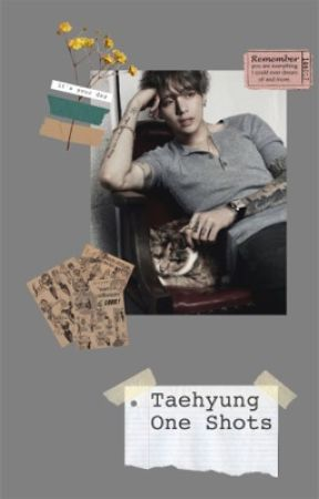 Taehyung One Shots by bts-bookstore