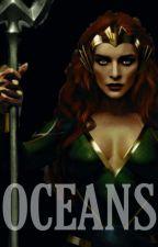 OCEANS [ CLINT BARTON] by Holeysaintcheesus