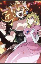 Hail the Dark Queen | Peach x Bowsette by Allister_Le_Shipper