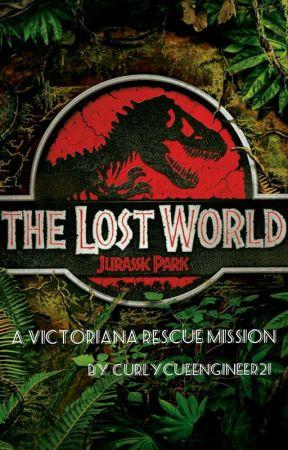 Jurassic Park II: The Lost World (Victoriana) by CurlycueEngineer21